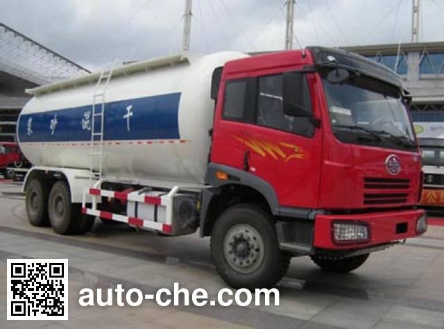 Wanrong CWR5250GGHC dry mortar transport truck