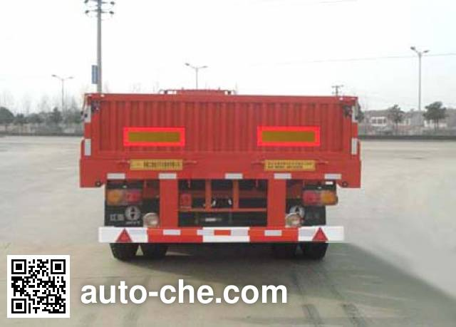 JAC Yangtian CXQ9408E trailer
