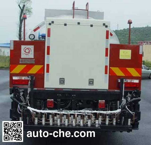 CCCC Taitan CZL5140GLQE asphalt distributor truck
