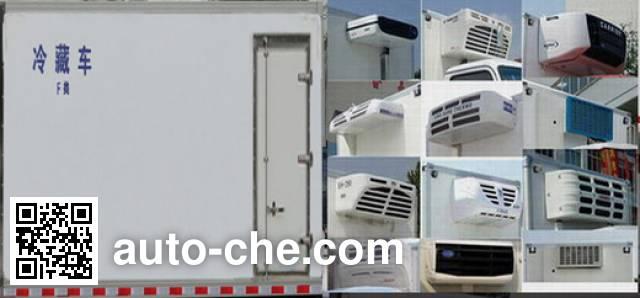 俊风牌DFA5031XLC50Q5AC冷藏车