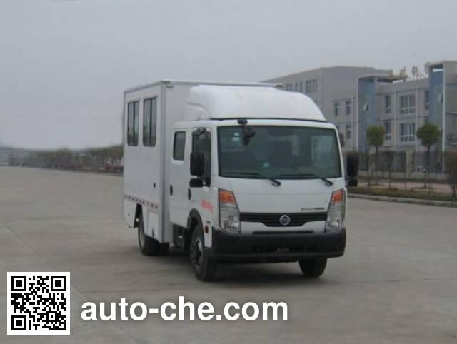 Dongfeng DFA5050TCJ2 logging truck