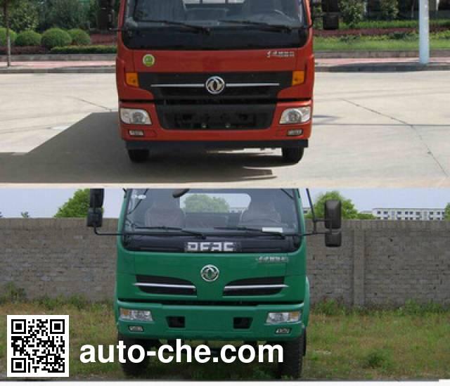 Dongfeng DFA5160TFC11D7AC fiber layer synchronous sealing truck