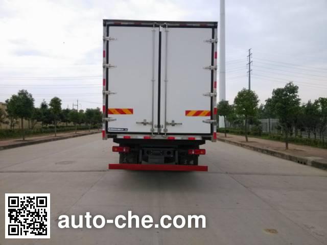 东风牌DFH5160XLCBX2A冷藏车