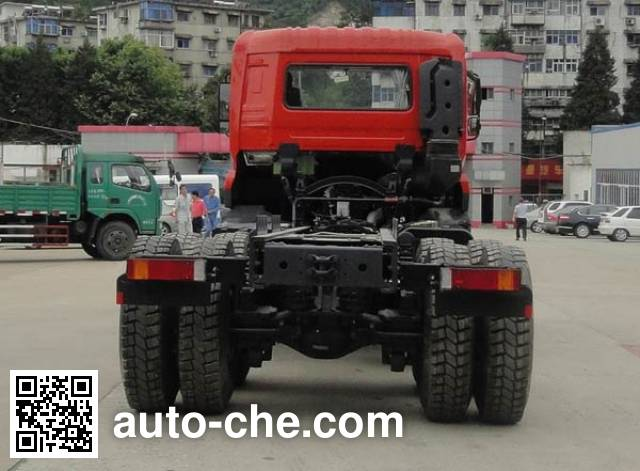 Dongfeng DFH5330THBA concrete pump truck chassis