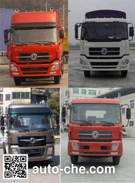 Dongfeng DFL5311XXBA6 soft top box van truck