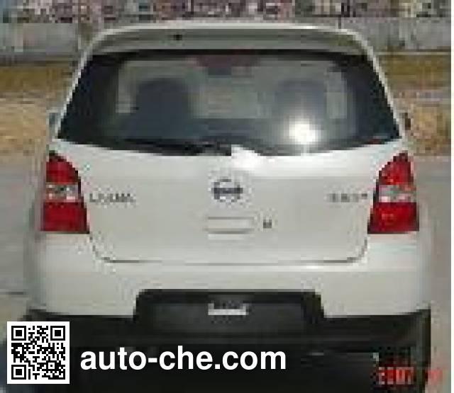 Nissan Livina легковой универсал DFL7163AC