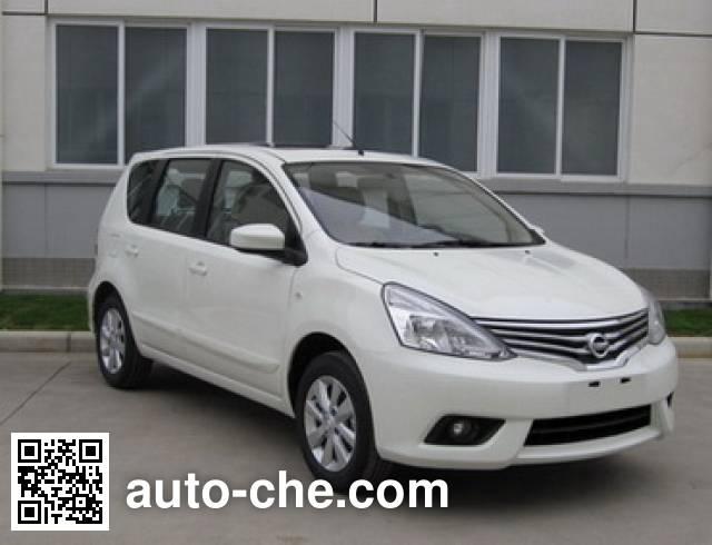 Легковой автомобиль Dongfeng Nissan DFL7163VAL4