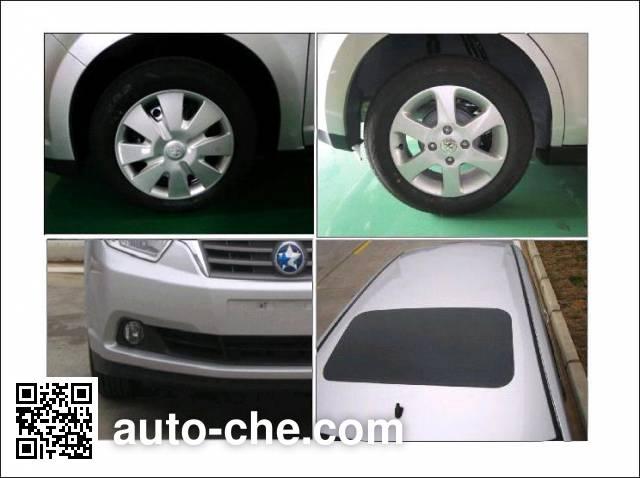 Venucia Qichen легковой автомобиль DFL7167MAL3