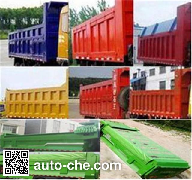 Dongfeng DFZ3310GSZ5D2 dump truck