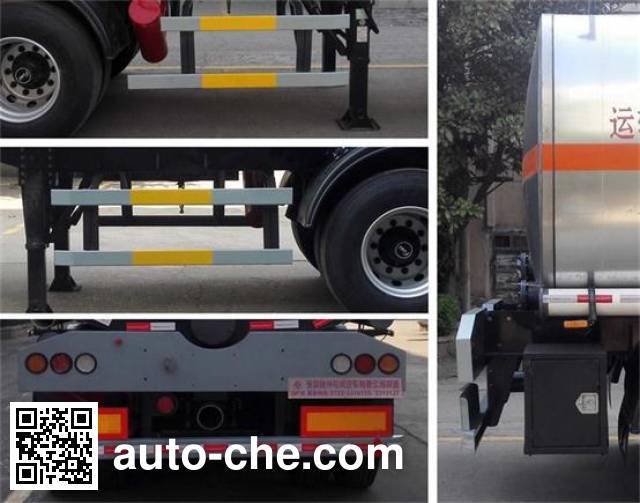 Dongfeng DFZ9400GLYF liquid asphalt transport tank trailer