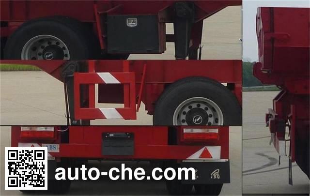 Dongfeng DFZ9400ZZX dump trailer