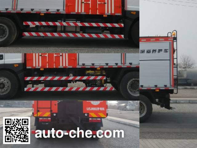 Dagang DGL5163TYH-055 pavement maintenance truck