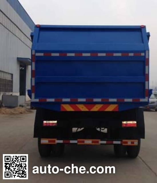 Dali DLQ5160ZDJL4 docking garbage compactor truck