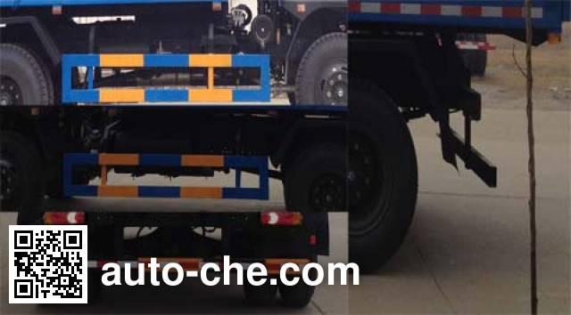 Dali DLQ5161ZDJ5 docking garbage compactor truck