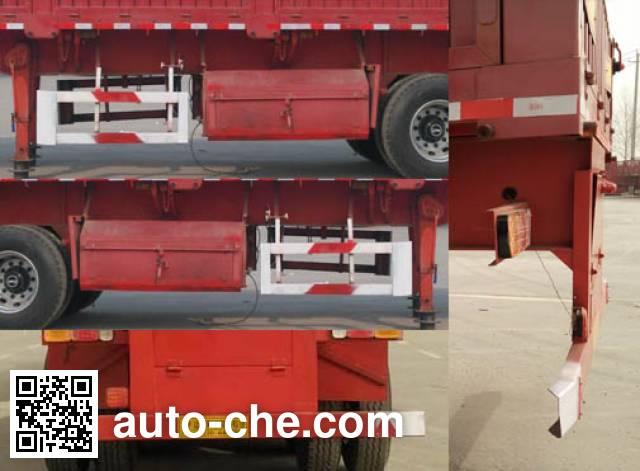 Xinkaida DLZ9400Z dump trailer