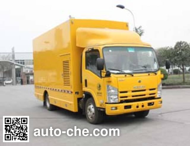 Dima DMT5080XDY мобильная электростанция на базе автомобиля