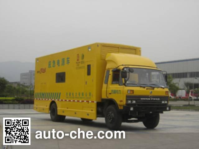 Dima DMT5150TDY мобильная электростанция на базе автомобиля