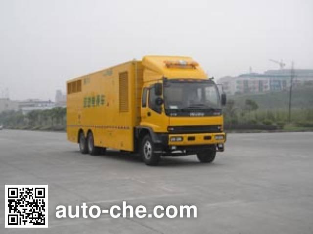 Dima DMT5231TDY мобильная электростанция на базе автомобиля