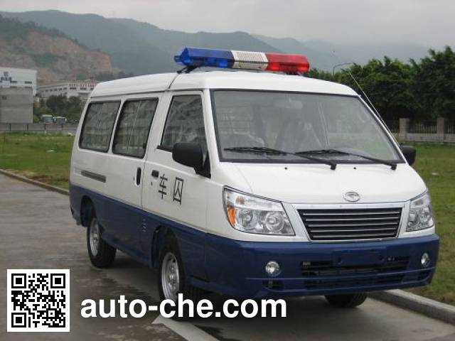 Dongnan DN5020XQC4B prisoner transport vehicle