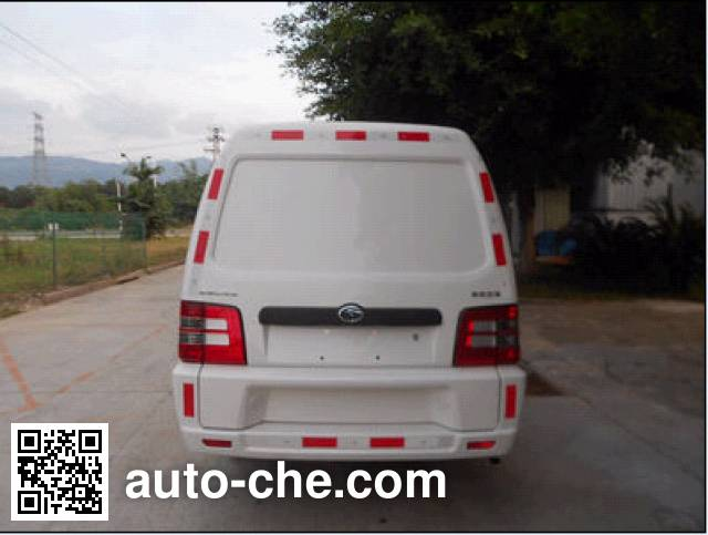Dongnan DN5020XXY521 box van truck