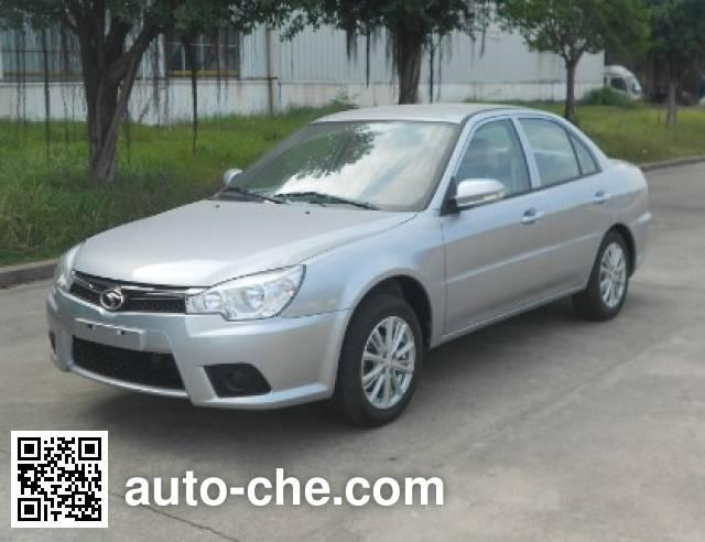 Двухтопливный легковой автомобиль Dongnan DN7152MQN