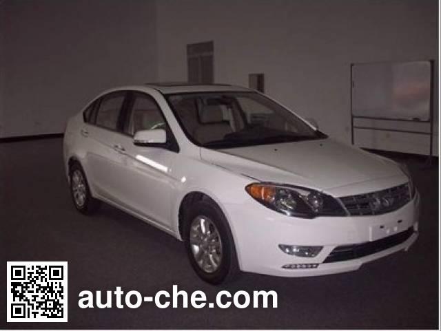 Электрический легковой автомобиль (электромобиль) Dongnan DN7001MBEV