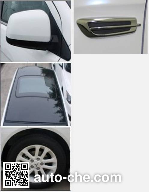 Mitsubishi DN7181B car