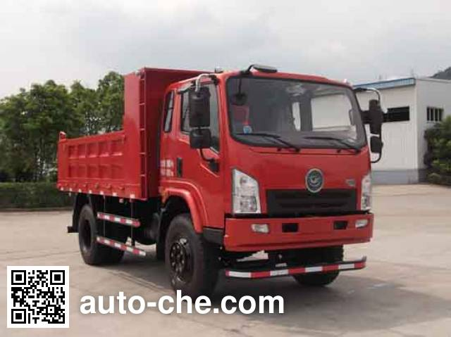 Jialong DNC3040G-50 dump truck