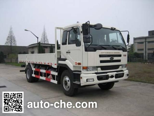 Nissan Diesel Truck >> Dongfeng Nissan Diesel Dnd1163ckb273hz Cargo Truck On