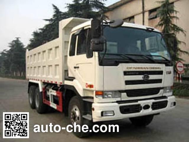 Nissan Diesel Truck >> Dongfeng Nissan Diesel Dnd3253cwb273kz Dump Truck On