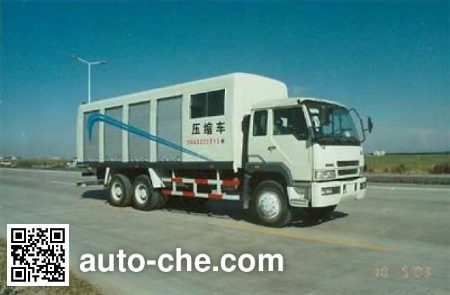 Yetuo DQG5200TYS compressor truck