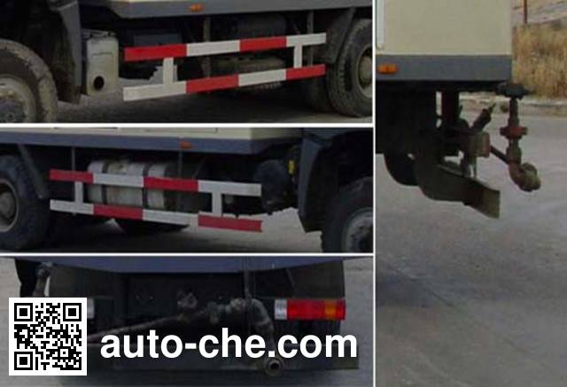 Yetuo DQG5200TYS1 compressor truck