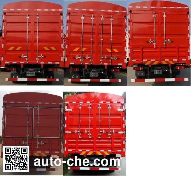 Dayun DYQ5180CCYD5AB stake truck