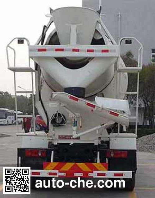 Dayun DYQ5161GJBD5AB concrete mixer truck