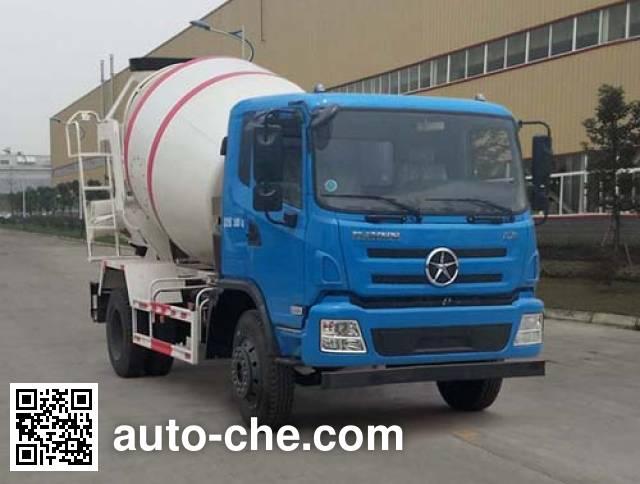 Dayun DYQ5181GJBD5AB concrete mixer truck