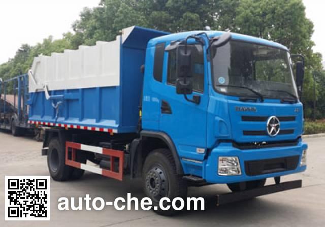 Dayun DYQ5169ZDJ docking garbage compactor truck