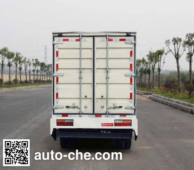 Dayun DYX5044XXYBEV1CBLJFAGK electric cargo van