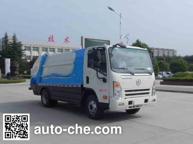 Dayun DYX5074ZYSBEV1AALJFAGK electric garbage compactor truck