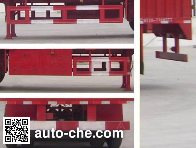 Dayun DYX9400XXY360A box body van trailer