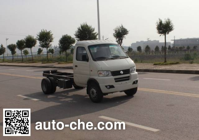 Dongfeng EQ1031SJ50Q6 light truck chassis