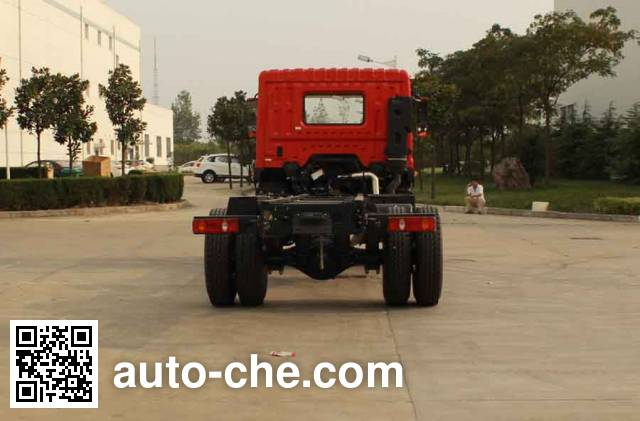Dongfeng EQ5180GLVJ special purpose vehicle chassis