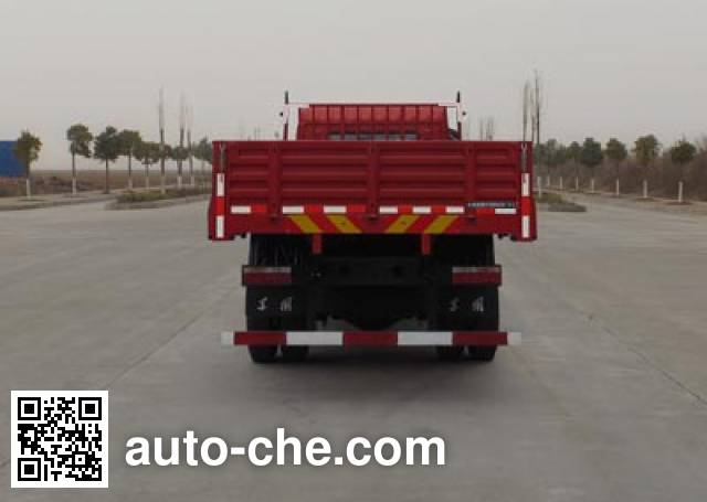 Dongfeng EQ1180GD5D1 cargo truck