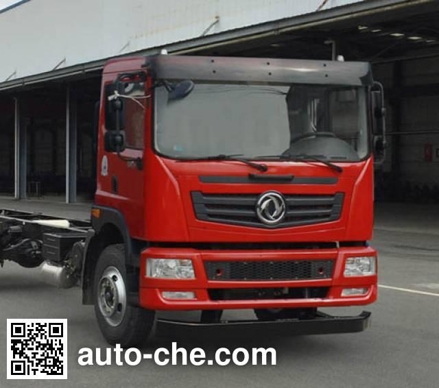 Dongfeng EQ5166JSQFJ шасси грузовика с краном-манипулятором (КМУ)