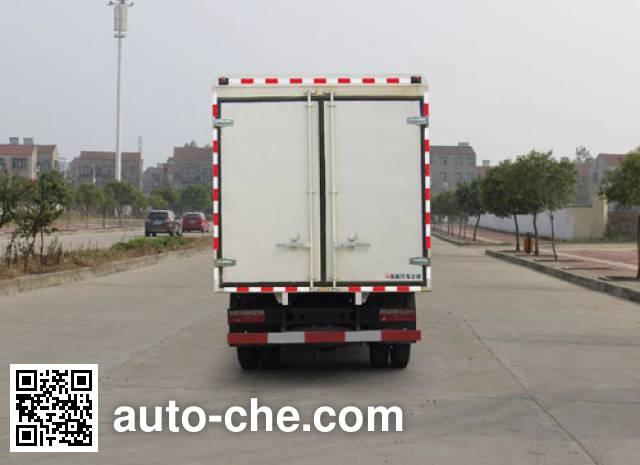 Dongfeng EQ2040CCYF грузовик повышенной проходимости с решетчатым тент-каркасом