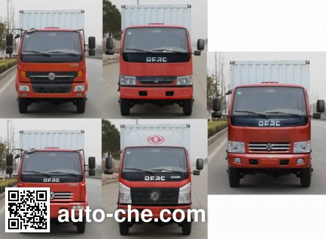 Dongfeng EQ2040XXYL2BDFAC cross-country box van truck