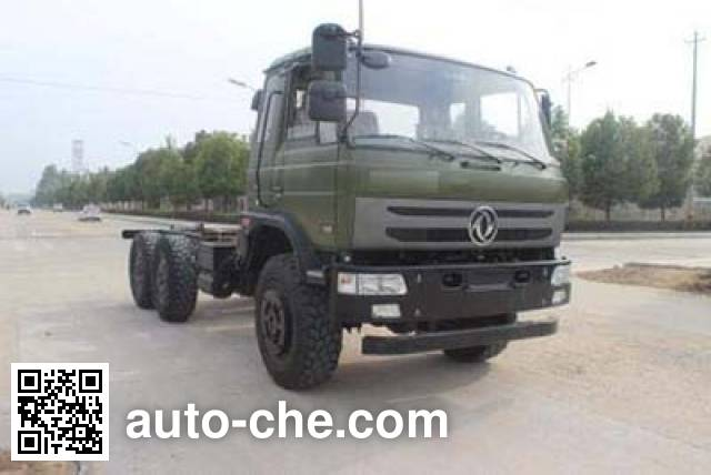 Dongfeng EQ2220GD5DJ off-road vehicle chassis