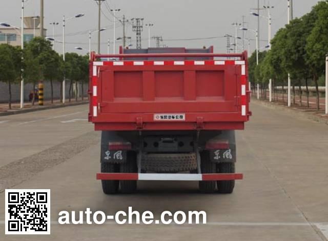 Dongfeng EQ3120GFV dump truck
