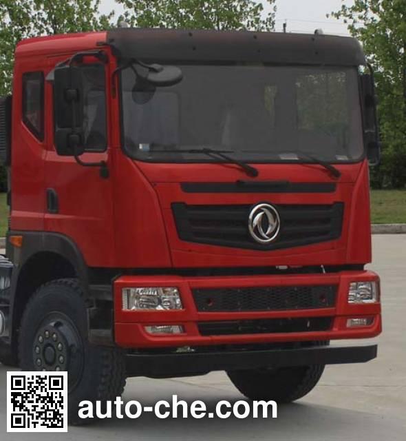 Dongfeng EQ3120GFVJ dump truck chassis