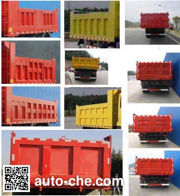 Dongfeng EQ3120GLV dump truck