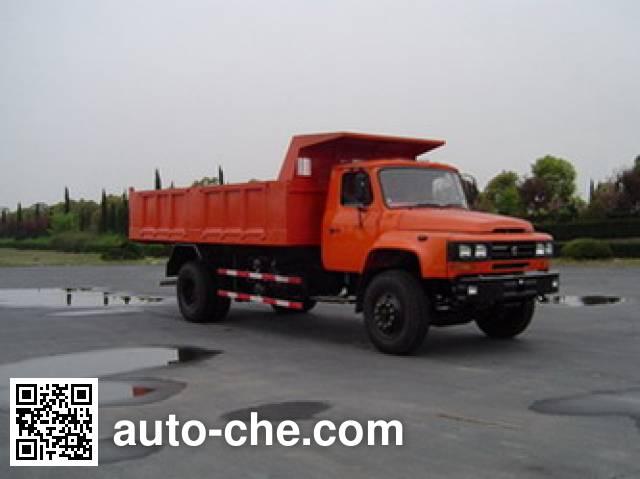 Dongfeng EQ3145FL3 natural gas dump truck